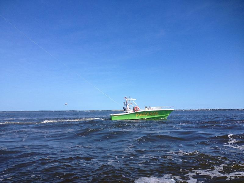 Kitty Hawk Boat